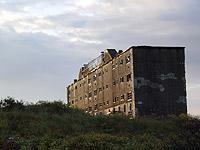 岩手県・松尾鉱山緑ヶ丘アパート