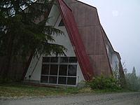 秋田県・峠の家 別館
